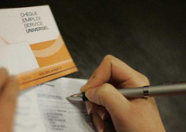 Comment fonctionne le Chèque Emploi Service Universel?